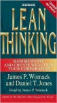Lean Thinking (Audio) - James P. Womack, Daniel T. Jones