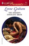 The Sheikh's Innocent Bride (Modern Romance, #529) - Lynne Graham