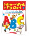 Letter of the Week Flip Chart: Write-On/Wipe-Off Activity Pages That Introduce Each Letter From A to Z - Kama Einhorn