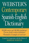 Webster's Contemporary Spanish-English Dictionary - Merriam-Webster