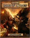 Paths of the Damned: Spires of Altdorf - David Chart