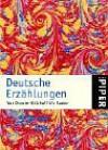 Deutsche Erzählungen. Von Droste-Hülshoff bis Raabe - Helmut Winter