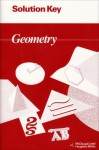 Geometry: Solution Key - Ray C. Jurgensen, Richard G. Brown, John W. Jurgensen