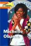 Michelle Obama - Michael V. Uschan
