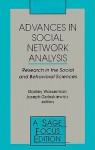 Advances in Social Network Analysis: Research in the Social and Behavioral Sciences - Stanley Wasserman
