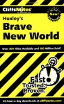 Brave New World (Cliffs Notes) - Charles Higgins, Regina Kirby Higgins