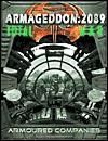 Armageddon 2089 - Armoured Companies - Matthew Sprange, Scott Clark