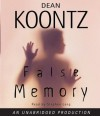 False Memory - Stephen Lang, Dean Koontz