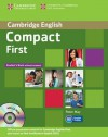 Compact First Student's Pack (Student's Book Without Answers , Workbook Without Answers with Audio CD) [With CDROM] - Peter May