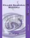 Killer Samurai Sudoku Vol. 3: 75 Puzzles - djape