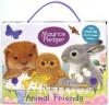 Animal Friends - Maurice Pledger
