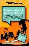 University of Notre Dame - Anikka M. Ayala, Mo Mozuch, William Scheff