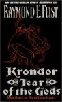 Krondor: Tear of the Gods - Raymond E. Feist, Sam Tsoutsouvas