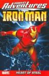 Marvel Adventures Iron Man, Volume 1: Heart of Steel - James Cordeiro, Fred Van Lente