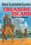 Treasure Island (Great Illustrated Classics) - Deidre S. Laiken, A.J. McAllister, Robert Louis Stevenson
