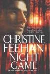 Night Game - Christine Feehan