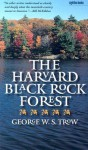 The Harvard Black Rock Forest - George W.S. Trow