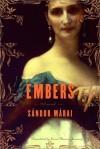 Embers (Lib)(CD) - Sándor Márai, John Lee