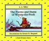 The Poems and Hums of Winnie-the-Pooh: A Pooh Window Book - A.A. Milne, Ernest H. Shepard