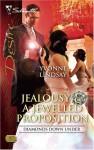 Jealousy & A Jewelled Proposition (Diamonds Down Under, #6) - Yvonne Lindsay