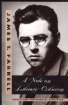 A Note On Literary Criticism - James T. Farrell