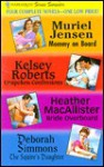 Mommy on Board, Unspoken Confessions, Bride Overboard, the Squire's Daughter - Muriel Jensen, Kelsey Roberts, Heather MacAllister, Deborah Simmons