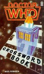 Doctor Who Crossword Book - Nigel Robinson