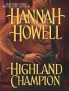 Highland Champion - Hannah Howell, Angela Dawe