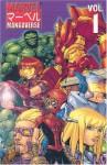 Marvel Mangaverse Volume 1 (X-Men) - Benn Dunn