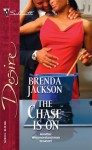 The Chase Is On (Silhouette Desire) (The Westmoreland Series) - Brenda Jackson