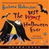 The Best Halloween Ever CD - Barbara Robinson, Elaine Stritch
