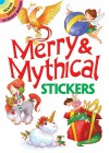 STICKERS: Merry and Mythical Stickers - NOT A BOOK