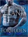 Forbidden - Jacquelyn Frank, Xe Sands