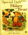 Special Days with Honey and Bear - Ursula Dubosarsky, Ron Brooks