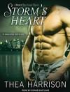 Storm's Heart (Elder Races #2) - Thea Harrison, Sophie Eastlake