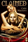 Claimed (The Vitruvian Man 3) - Cate Masters
