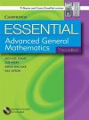 Essential Advanced General Mathematics Third Edition With Student Cd Rom Tin/Cp Version - Michael Evans, Douglas Wallace, Sue Avery, Kay Lipson