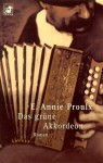 Das grüne Akkordeon - Annie Proulx, Wolfgang Krege