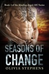 Seasons of Change (Bleeding Angels MC Book 1) - Olivia Stephens