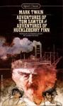 Adventures of Tom Sawyer/Adventures of Huckleberry Finn - Mark Twain, James Dickey