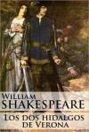 Los dos Hidalgos de Verona - William Shakespeare