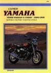 Yamaha Yx600 Radian and Fz600, 1986-1990: Service, Repair, Maintenance - Clymer Publishing