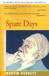 Spare Days - Marvin Barrett