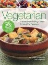 Vegetarian: Create Great-Tasting Dishes Through the Seasons - Ting Morris, Rachel Lane, Ting Morris