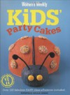 Kids Party Cakes - Pamela Clark, Susan Tomnay