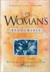 Holy Bible: Woman's Study Bible - Anonymous, Anne Graham Lotz, Rhonda Harrington Kelley