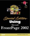 Special Edition Using Microsoft FrontPage 2002 - Neil Randall, Dennis Jones