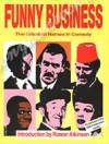 Funny Business: The Greatest Names in Comedy - Rowan Atkinson, David Housham, John Frank-Keyes
