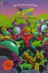 Spider-Man Menace MystFav Snd (My Favorite Sound Story) - Golden Books, Michael Stewart