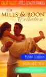 The Mills & Boon Collection - Penny Jordan, Margaret Way, Caroline Anderson